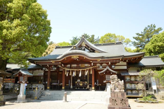 辛国神社/藤井寺市